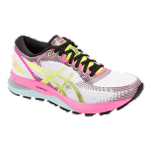 virallinen uskomaton valinta halpa ASICS Women's Gel Nimbus 21 Running Shoes - Cream/White