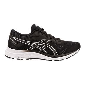 7f65afcffcea ASICS Women s Gel Excite 6 Running Shoes - Black White