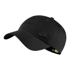 72a92a847f448 Nike Sportswear Women s Heritage86 Classic Hat - Black