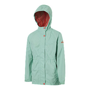 McKinley Girls' Paige Rain Jacket