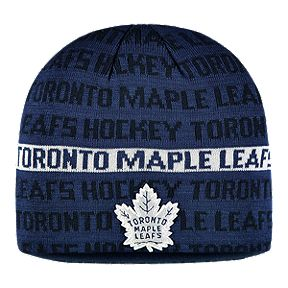 5915db8fa Toronto Maple Leafs Fanatics Rinkside AP Uncuffed Beanie Knit