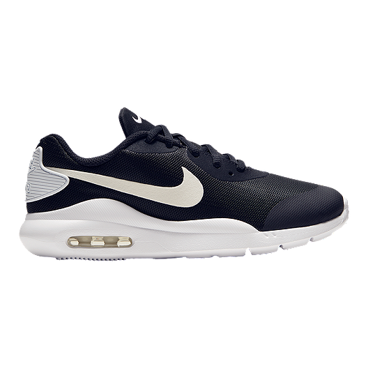 big sale d72af 46cf0 Nike Boys  Air Max Oketo Grade School Shoes - Black White   Sport Chek