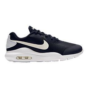 lowest price 62752 a4746 Nike Boys  Air Max Oketo Grade School Shoes - Black White