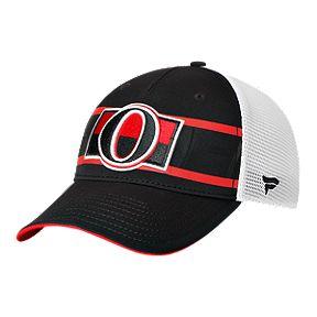 on sale 0ce88 45986 Ottawa Senators Fanatics Men s 2nd Season Trucker Adjustable Hat