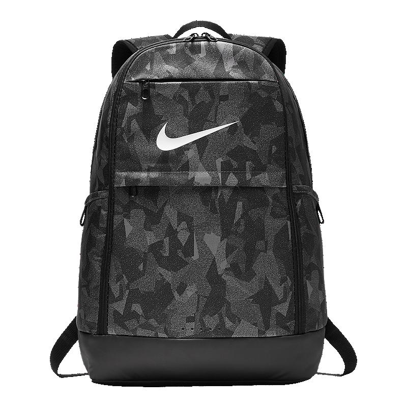 6ad0fc62c1f1 Nike Brasilia XL Backpack - Gunsmoke