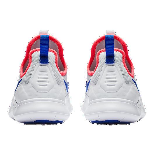 124c0b559420f Nike Women's TR 8 Training Shoes - White/Blue/Platinum