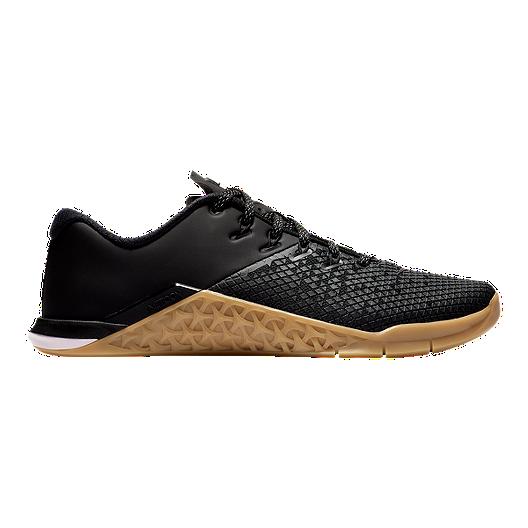 size 40 08a06 24485 Nike Women s Metcon 4 XD X Chalkboard Training Shoes - Black Gum   Sport  Chek
