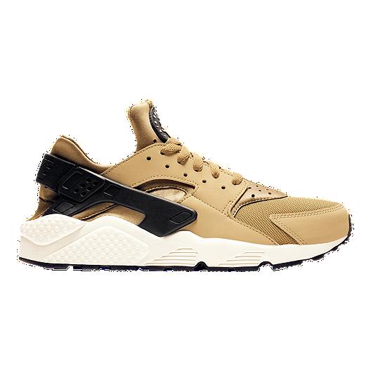 check out 657e1 5a3bb Nike Men s Air Huarache Shoes - Gold Black   Sport Chek