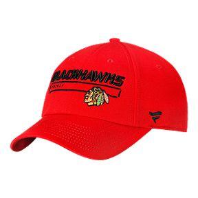 online store 60afc 84934 Chicago Blackhawks Fanatics Rinkside AP Fundamental Cap