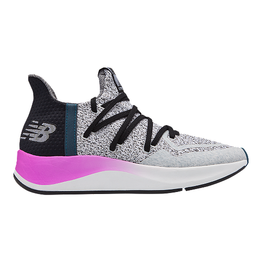 87bfb2a50fbb2 New Balance Women's Cypher V2 Training Shoes - White/Black | Sport Chek