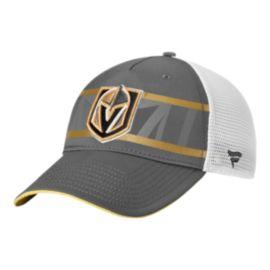 Las Vegas Golden Knights Fanatics Men s 2nd Season Trucker Adjustable Hat 5280b0e5531