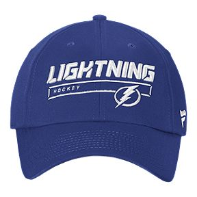 6d0fd746abf Tampa Bay Lightning Fanatics Men s Rink side AP Fundamental Hat