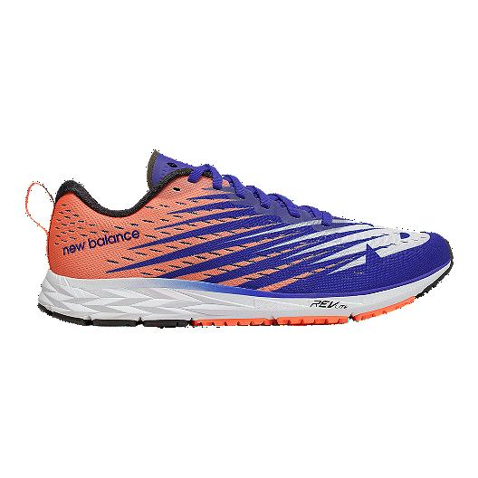 a9a477b1e7056 New Balance Men's 1500 V5 UV Running Shoes - Blue/Dark Mango   Sport Chek