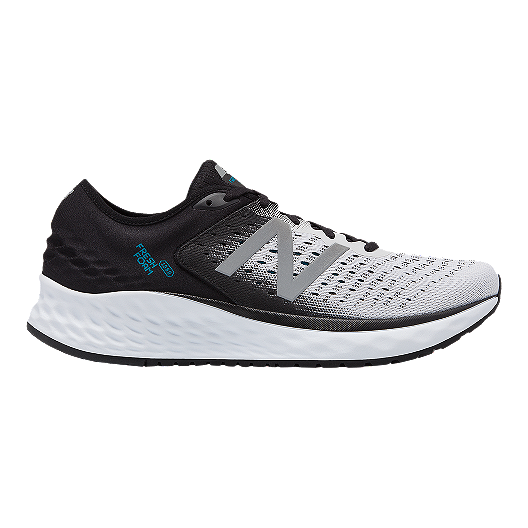 c11e349032681 New Balance Men s 1080 V9 2E Running Shoes - White Black