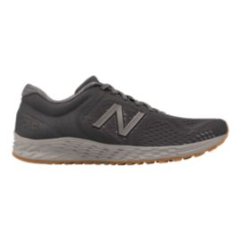 New Balance Men's Arishi Running Shoes - Grey/White