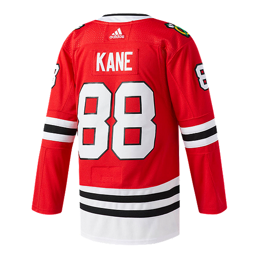 bee43dda53d Chicago Blackhawks Patrick Kane adidas Authentic Home Jersey