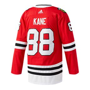 7164f5f26a9 Chicago Blackhawks Patrick Kane adidas Authentic Home Jersey