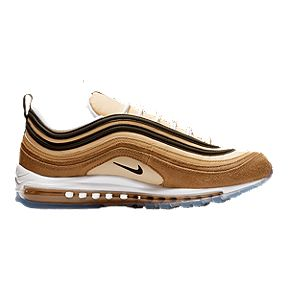 best website c6376 3027d Nike Men s Air Max 97 Shoes - Ale Brown Black Gold