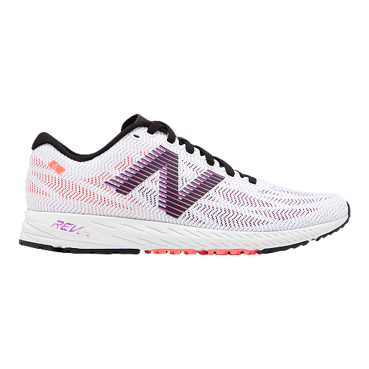 new product 3bf45 150d8 New Balance Women's 1400v6 Running Shoes - White/Voltage Violet