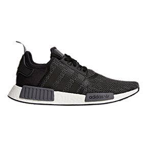 new style e42fd 342f4 adidas Men s NMD R1 Shoes - Core Black White