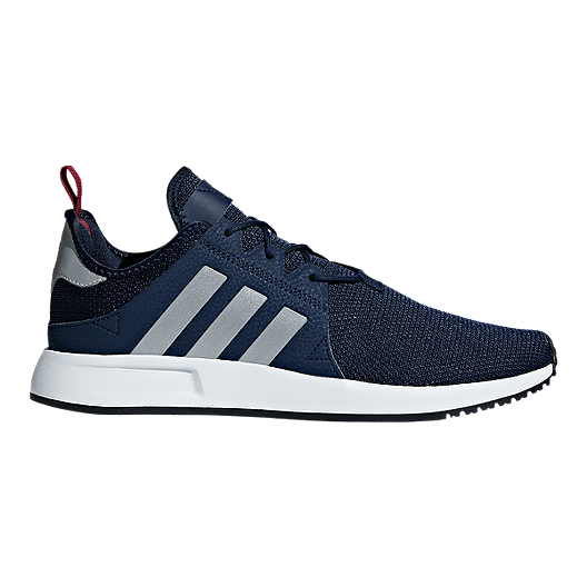c6ff4b305c42 adidas Men s X PLR Shoes - Collegiate Navy Silver Burgundy