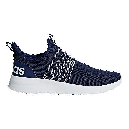 adidas Men s Lite Racer Adapt Shoes - Dark Blue Legend Ink White ... c3c7a744e