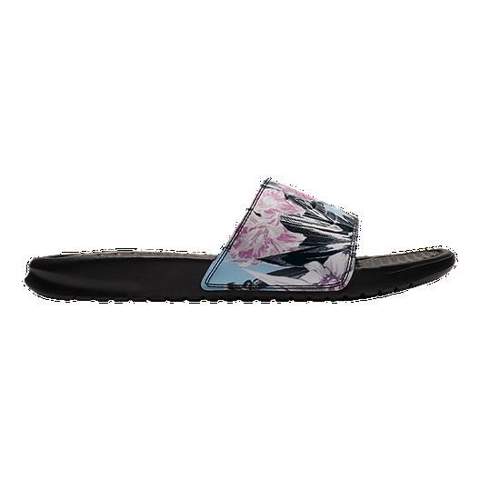 b83faf82631b Nike Women s Benassi JDI Sandals - White