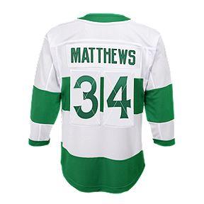 ... Men s adidas Authentic John Tavares Jersey · Youth St. Pats Replica  Auston Matthews Jersey af92bc371