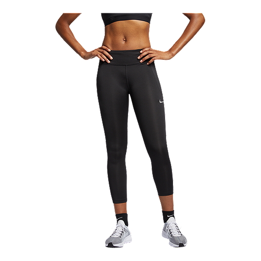 Nike Women's Fast Running Crop Tights