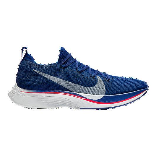 buy online b7122 b3cf2 Nike Men s Vapor Fly 4 Flyknit Running Shoes - Blue Aqua Red   Sport Chek