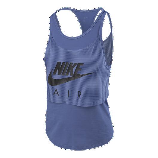 dd305c69 Nike Women's Air Graphic Running Tank   Sport Chek