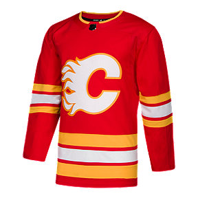 Calgary Flames adidas Men's Authentic 3rd Jersey