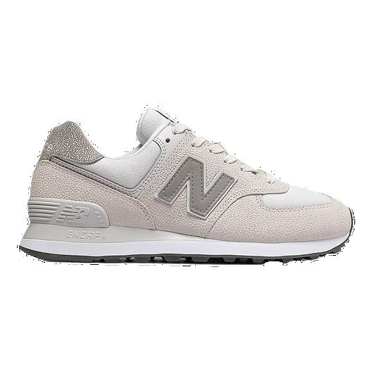 173340e26 New Balance Women's 574 Shoes - Light Shale Seas Smoke | Sport Chek