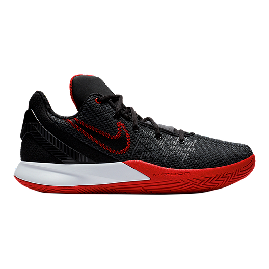 purchase cheap aedcd f0bbf Nike Men's Kyrie Flytrap II Basketball Shoes - Black/White/Red