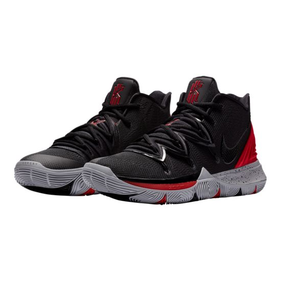 Nike Kyrie 5 - University Red Black 1edd779feb2c8