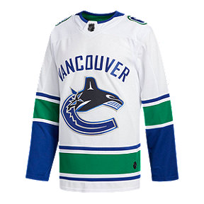 Vancouver Canucks adidas Authentic Away Jersey