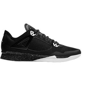36d0270ebd46 Nike Men s Jordan Racer  89 Basketball Shoes - Black White