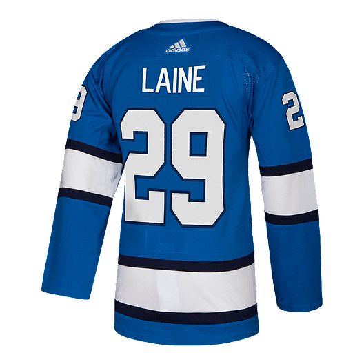 cheaper faecf fb0d1 Winnipeg Jets adidas Patrik Laine Authentic 3rd Jersey