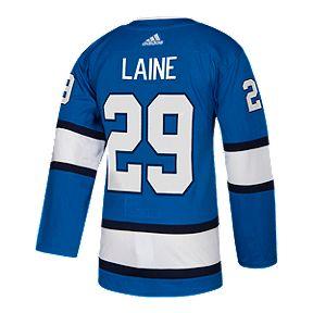 617a7799d934b Winnipeg Jets adidas Patrik Laine Authentic 3rd Jersey
