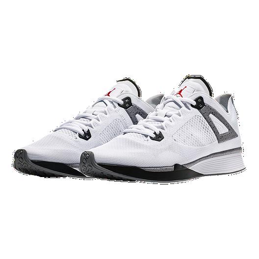 cd6ff97f13a Nike Men's Jordan 89 Racer Basketball Shoes - White/Black. (0). View  Description