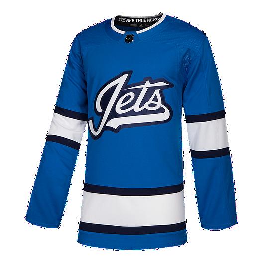 timeless design cbe50 93a6a Winnipeg Jets adidas Authentic 3rd Jersey