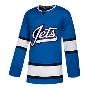 Winnipeg Jets adidas Authentic 3rd Jersey