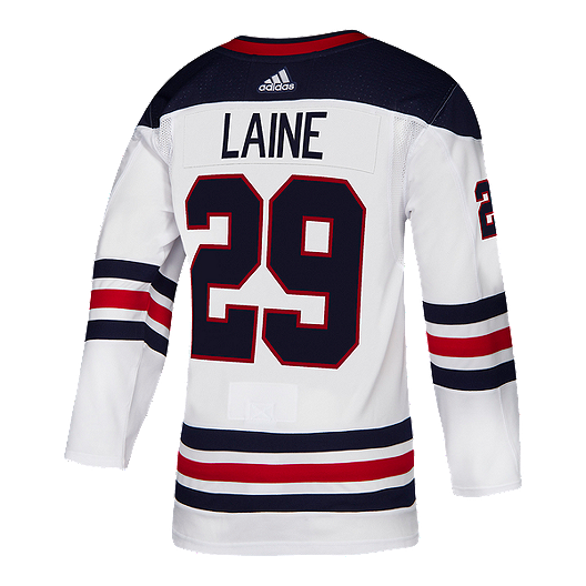 a01e7aed2cb Winnipeg Jets adidas Laine Authentic Heritage Jersey