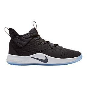 8f89c1a0f20d Nike Boys  Grade School PG 3 Basketball Shoes - Black