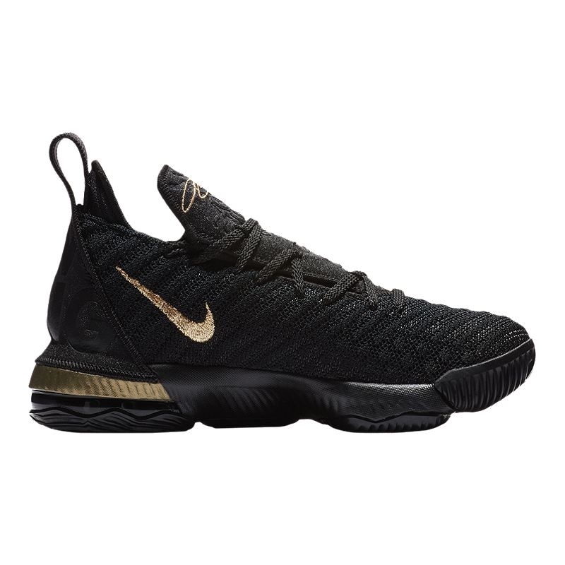 Nike Boys Grade School Lebron Xvi I M King Edition