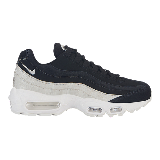 538b056290d1e Nike Women s Air Max 95 Premium Shoes - Black White