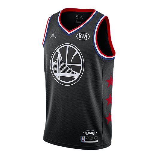 new products a259e 748ee NBA 2019 All-Star Golden State Warriors Curry Swingman Jersey