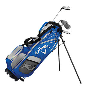 Callaway XJ Level 1 Junior Set - 4-piece