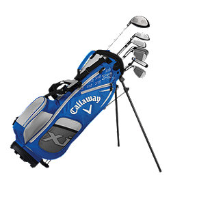 Callaway XJ Level 3 Junior Set - 7-piece