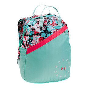 Under Armour Girls Favourite 3.0 Backpack - Turquoise